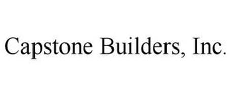 CAPSTONE BUILDERS, INC.