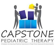 CAPSTONE PEDIATRIC THERAPY CHILDREN ACHIEVING POSITIVE SOLUTIONS IN THEIR OWN NATURAL ENVIRONMENTS