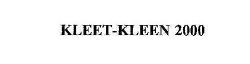 KLEET-KLEEN 2000
