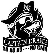 CD CAPTAIN DRAKE YO HO HO - - - NO GMO