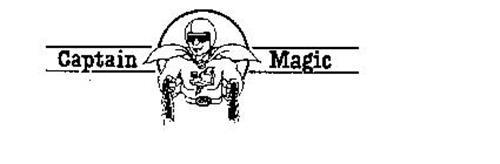 CAPTAIN MAGIC CM