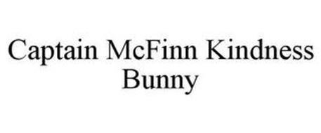 CAPTAIN MCFINN KINDNESS BUNNY