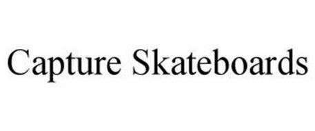 CAPTURE SKATEBOARDS