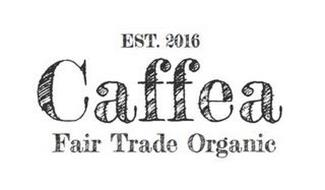 EST. 2016 CAFFEA FAIR TRADE ORGANIC