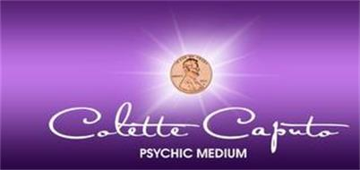 COLETTE CAPUTO PSYCHIC MEDIUM IN GOD WE TRUST LIBERTY 2011 D