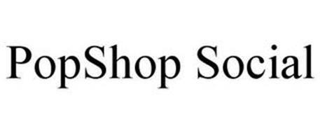 POPSHOP SOCIAL