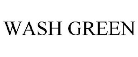 WASH GREEN