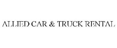 ALLIED CAR & TRUCK RENTAL