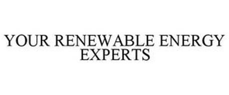 YOUR RENEWABLE ENERGY EXPERTS