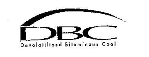 DBC DEVOLATILIZED BITUMINOUS COAL