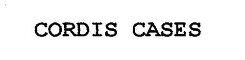 CORDIS CASES