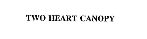 TWO HEART CANOPY
