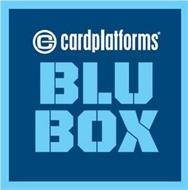 C CARDPLATFORMS BLU BOX