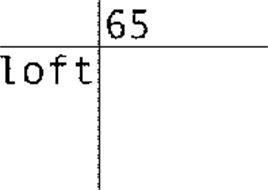 LOFT 65