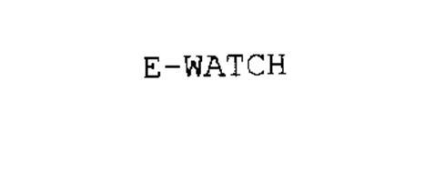 E-WATCH