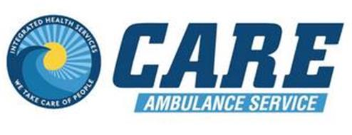 INTEGRATED HEALTH SERVICES WE TAKE CARE OF PEOPLE CARE AMBULANCE SERVICE