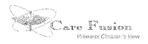 CARE FUSION WIRELESS CLINICIAN'S VIEW