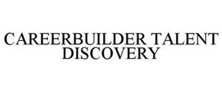 CAREERBUILDER TALENT DISCOVERY