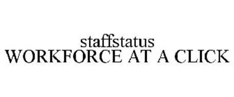 STAFFSTATUS WORKFORCE AT A CLICK