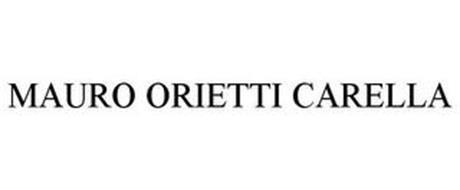 MAURO ORIETTI CARELLA