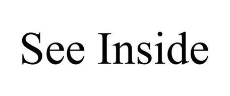 SEE INSIDE