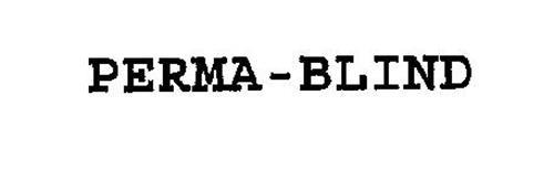 PERMA-BLIND