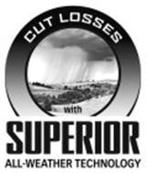 CUT LOSSES WITH SUPERIOR ALL-WEATHER TECHNOLOGY