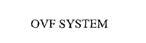 OVF SYSTEM