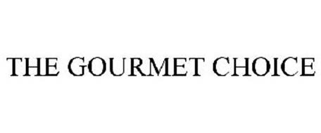 THE GOURMET CHOICE