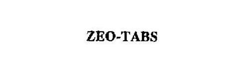 ZEO-TABS