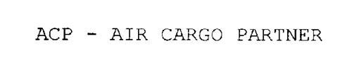 ACP - AIR CARGO PARTNER