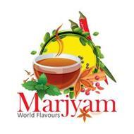 MARJYAM WORLD FLAVOURS