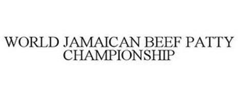 WORLD JAMAICAN BEEF PATTY CHAMPIONSHIP