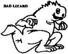 BAD LIZARD