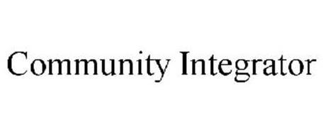 COMMUNITY INTEGRATOR
