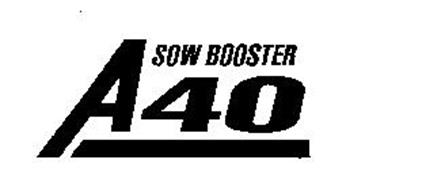 A SOW BOOSTER 40