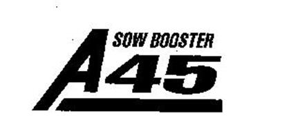 A SOW BOOSTER 45