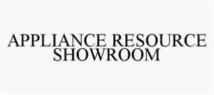 APPLIANCE RESOURCE SHOWROOM
