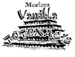 MEXICAN VANILLA TOTONAC'S