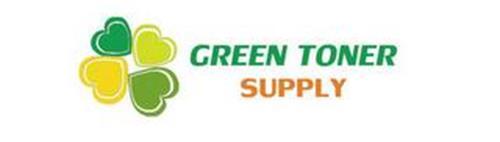GREEN TONER SUPPLY