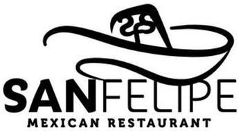 SAN FELIPE MEXICAN RESTAURANT; SFS