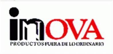 INNOVA PRODUCTOS FUERA DE LO ORDINARIO