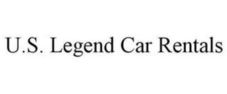 U.S. LEGEND CAR RENTALS