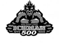 BALSAM LAKE ICEMAN 500 UTV RACE