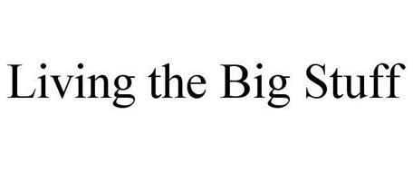 LIVING THE BIG STUFF