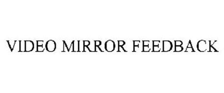 VIDEO MIRROR FEEDBACK