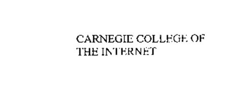 CARNEGIE COLLEGE OF THE INTERNET