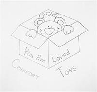 COMFORT TOYS YOU ARE LOVED
