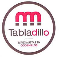 M TABLADILLO ESPECIALISTAS EN COCHINILLOS