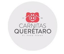 CARNITAS QUERETARO EST. 1995 EL PASO TEXAS